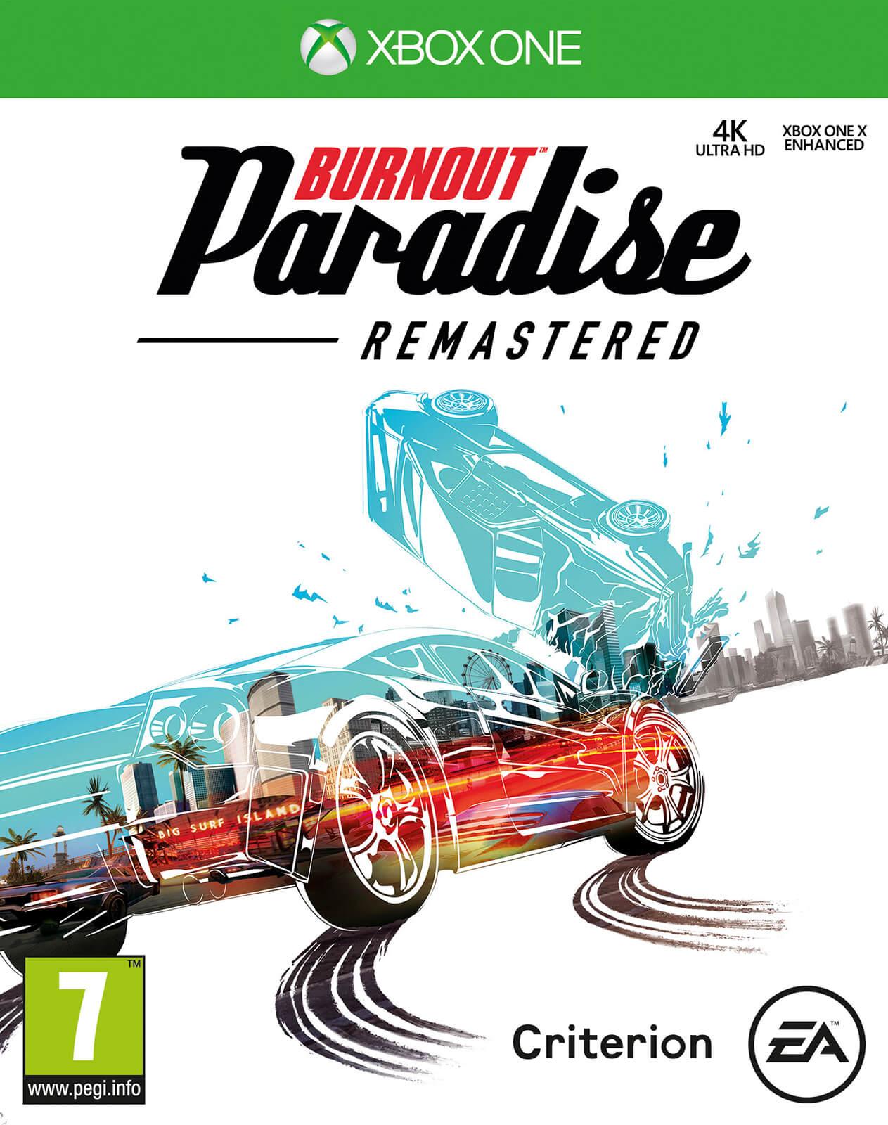 Burnout Paradise Remastered (Xbox One) für 15,83€ (Zavvi UK)