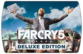 [UPLAY] Far Cry® 5 – Deluxe Edition - Key