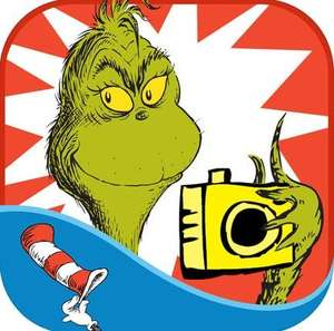 [iTunes] iOS Freebies: Dr. Seuss Camera - The Grinch Edition