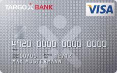 noch schnell abschließen: Targobank Visa mit 2% Cashback auf alle Umsätze