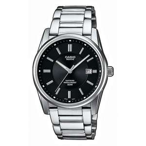 guenstige Saphirglasuhr - Casio Collection Herren-Armbanduhr Analog Quarz BEM-111D-1AVEF