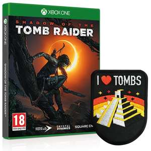 Shadow Of The Tomb Raider + I Love Tombs Patch (Xbox One & PS4) für je 33,07€ (Shop4World)