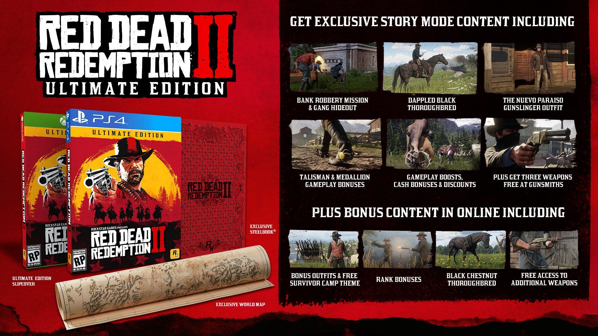 [netgames.de] Red Dead Redemption 2 Ultimate Edition Xbox One für 83,85 €