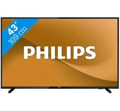 """PHILIPS 43PFS5503 Smart LED-Fernseher 43""""/109cm, Full HD, HD TV mit USB-Recording"""