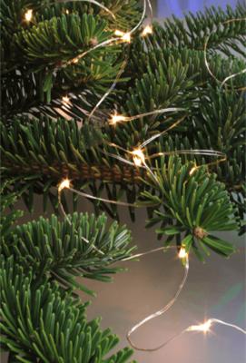 Late Night Shopping: Weihnachtsbeleuchtung reduziert bei Saturn, z.B. Lichterkette mit 100 LEDs
