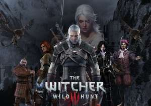 The Witcher 3: Wild Hunt bei Gamivo.com DRM-free (GOG)
