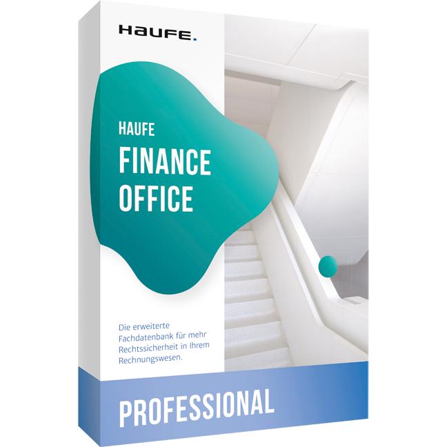 Zugang zur Finance Office Professional von Haufe (Wissensdatenbank für Steuerberater online)