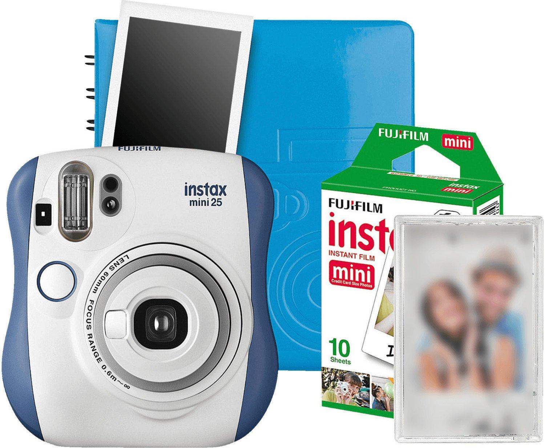 Fotoangebot zum Wochenende bei Saturn - Fujifilm Instax Mini 25, Tamron B018E 18-200 F/3.5-6.3; Tamron A17E 70-300 F/4.0-5.6
