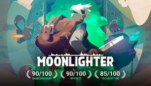 Moonlighter via Chrono.gg