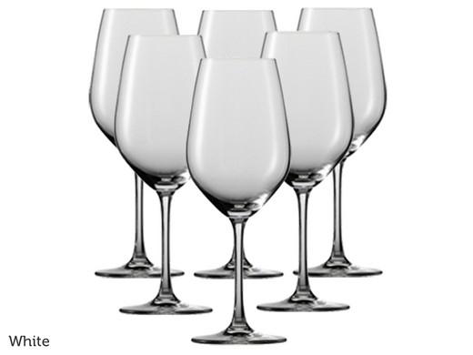 6x Schott Zwiesel Weinglas Viña für 28,90€[iBood]