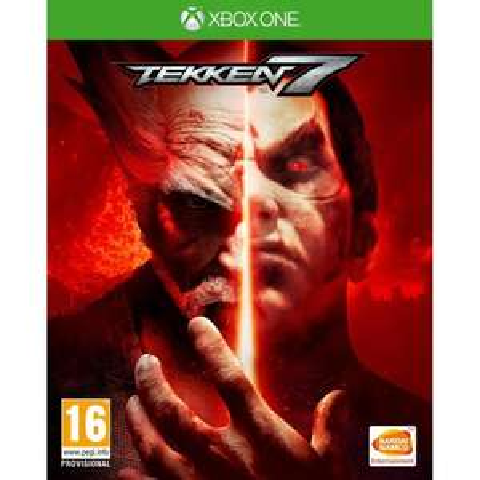Tekken 7 + The Evil Within + 2x FIFA 17 (Xbox One) für 20,69€ (Cdiscount)