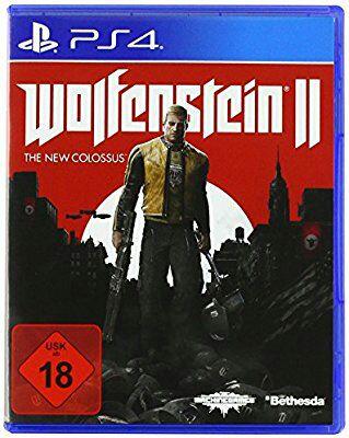 Wolfenstein II: The New Colossus (PlayStation 4, USK-Version)
