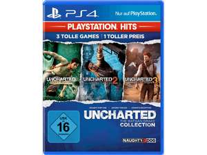 Uncharted: The Nathan Drake Collection (PS4) für 19,99€ (Saturn & Media Markt)