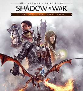 Middle-Earth/Mittelerde - Shadow of War Definitive Edition (PC) +offizieller steam-key+ für 17,99 ODER für 15,47€