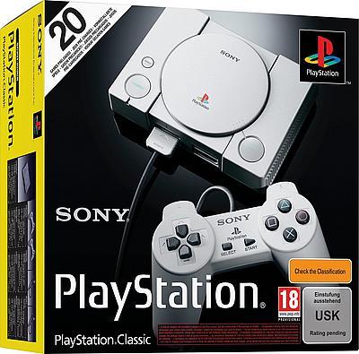 Sony PlayStation Classic für 84,99€ [Quelle + Visa]