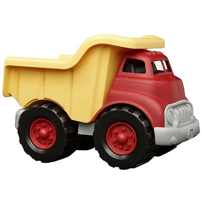 Green Toys Kipplaster aus recycelten Milchverpackungen & Sojafarben ;-) (versch. Modelle) [Lokal:TK Maxx Viernheim (RN Zentrum)]