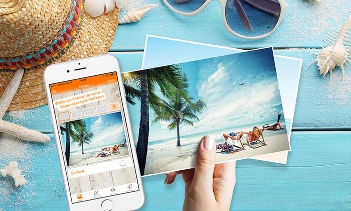Postando App - Postkarten für 0,99€ weltweit versenden - Gültig bis 07.11.18