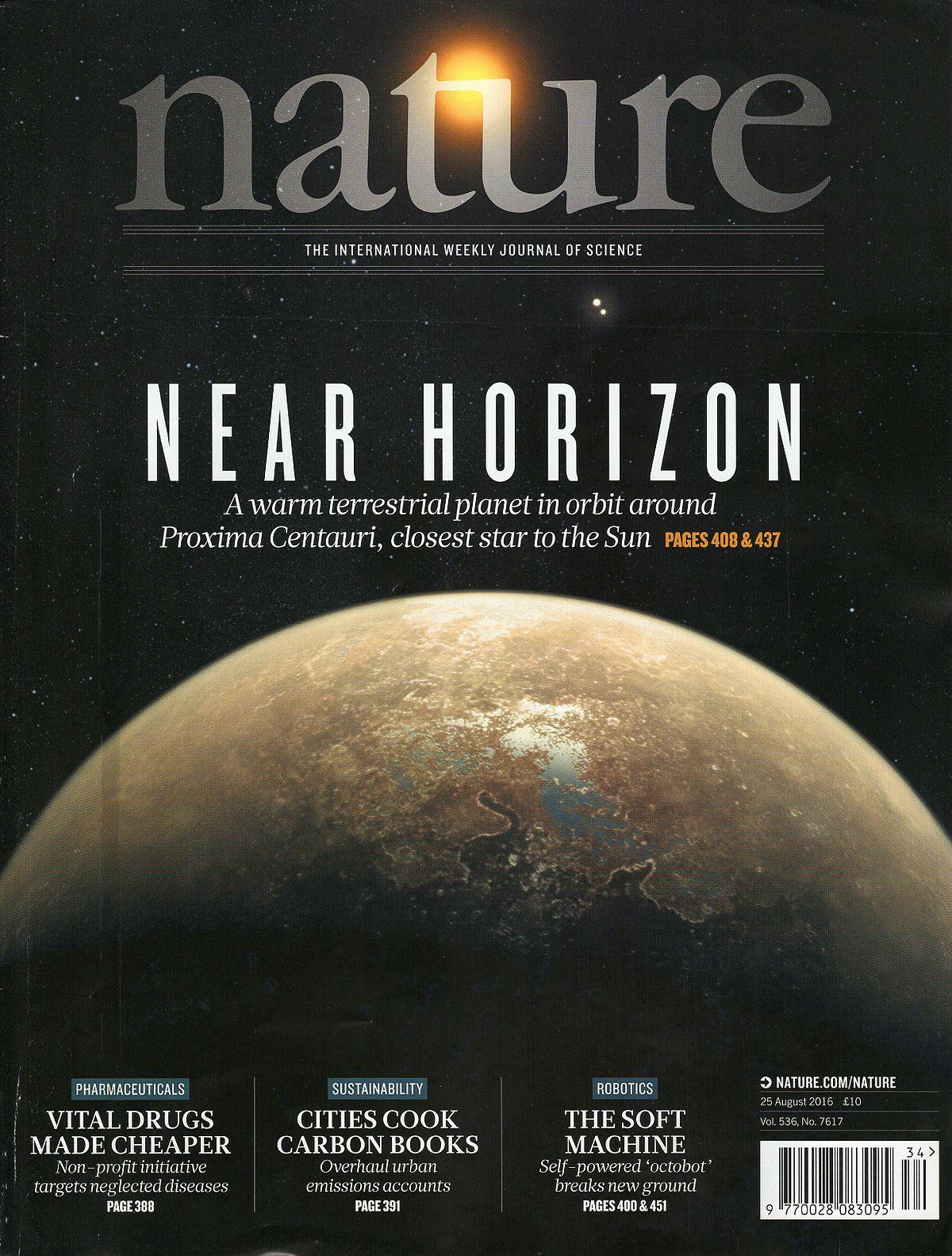 Nature Journal Jahresabo (51 Ausgaben Print & Online)