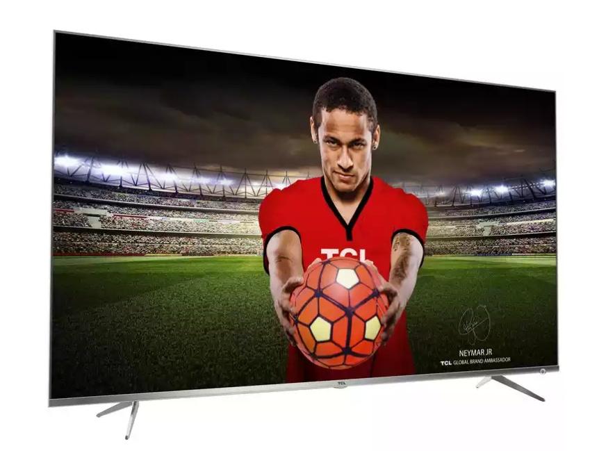 TCL 55 DP 660 - 139 cm (55 Zoll) Fernseher, 4K Ultra HD, HDR 10, Smart TV, Android [EEK: A]