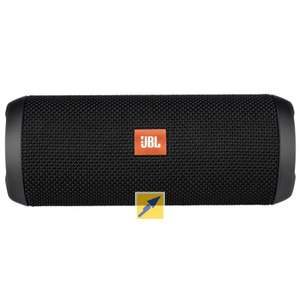 [technikdirekt] Bluetooth-Lautsprecher JBL Flip 3 Stealth black