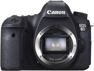 Canon EOS 6D Body gebraucht: Zustand wie neu