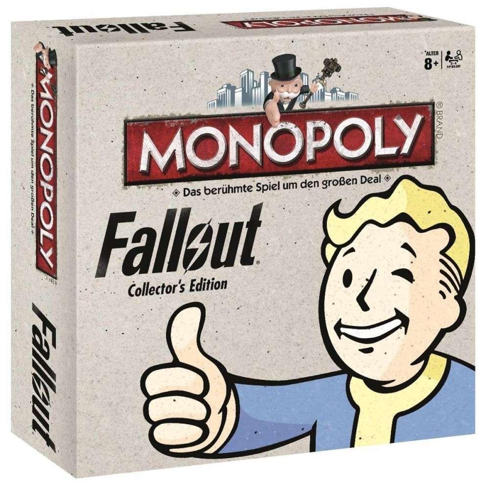 Monopoly Fallout Edition für nur 19,99€ zzgl. Versand i.H.v 3,95€