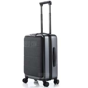 Xiaomi Business Trolley 20 inch Front Compartment Cabin Boarding Suitcase - GRAY TSA Schloss
