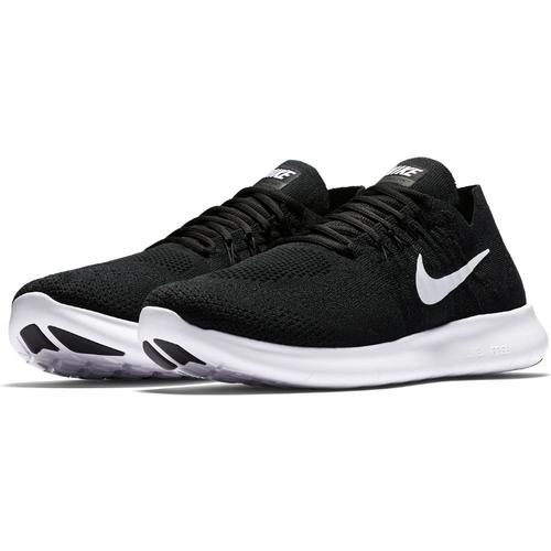Nike Free RN Flyknit 2017 in schwarz für Herren Gr. 42 - 45