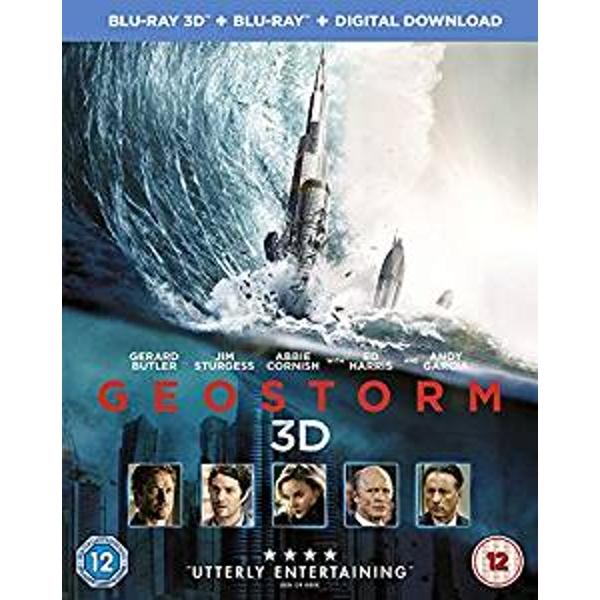 Geostorm (3D Blu-ray + Blu-ray) für 11,34€ (Shop4world)
