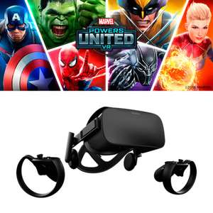 [Rakuten.de] Oculus Rift - Special Edition, inkl. Oculus Touch + Marvel Powers United VR