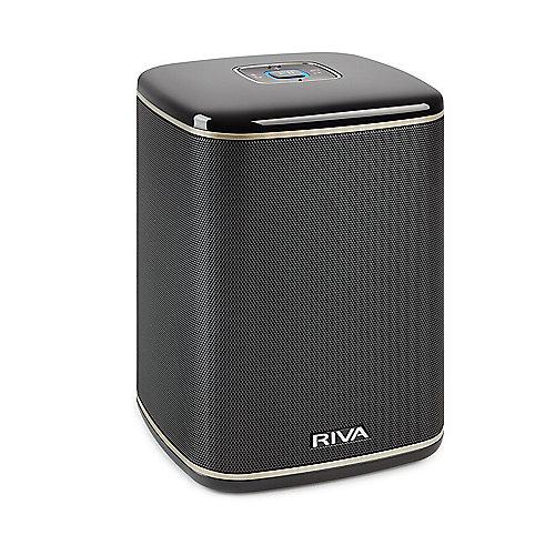 Riva Arena Multi-Room-Lautsprecher mit WLAN, Bluetooth und Google Chromecast