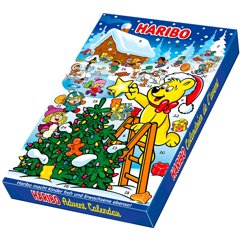 HARIBO Adventskalender 300g für 3,99 Euro / Milka Großtafel (270g/300g) für 1,69 Euro [Jawoll]
