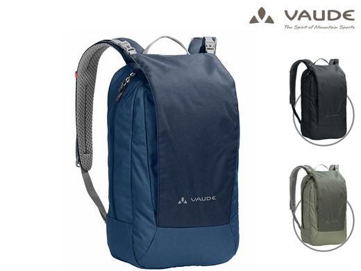 """Rucksack Vaude Athen M (18l, 15.6""""-Laptopfach, Fronttasche mit Handyfach, verstärkter Boden, Rückenpolsterung)"""