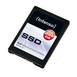 256GB Intenso Top Performance SSD für 29,99€ [Amazon Prime exklusiv]