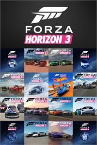 Forza Horizon 3 Die komplette Add-on-Sammlung (Xbox One) für 34,74€ (Xbox Store)