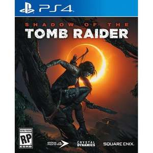 Shadow of the Tomb Raider PS4 - US-Version