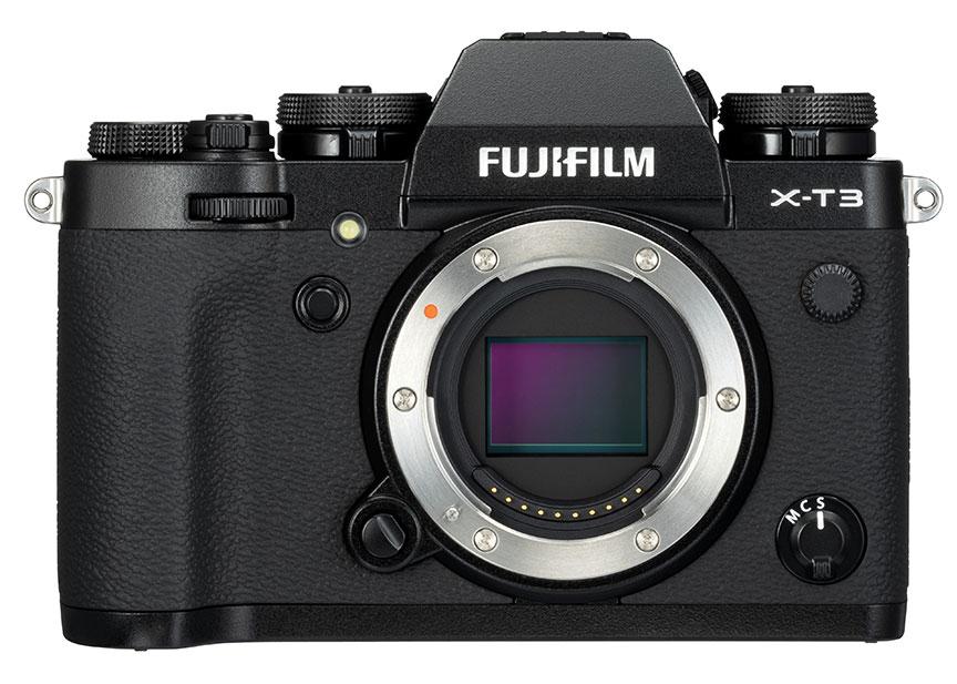 Fujifilm X-T3 Gehäuse schwarz zum Spitzenpreis