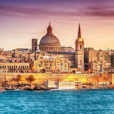 Flüge: Malta [November] - Last-Minute - Hin- und Rückflug mit Air Malta von Berlin und Leipzig nach Malta ab nur 24€ inkl. Gepäck