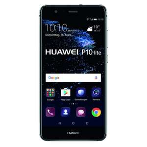 [alditalk] Huawei P10 lite 32GB 4GB schwarz + ALDI TALK Starter-Set