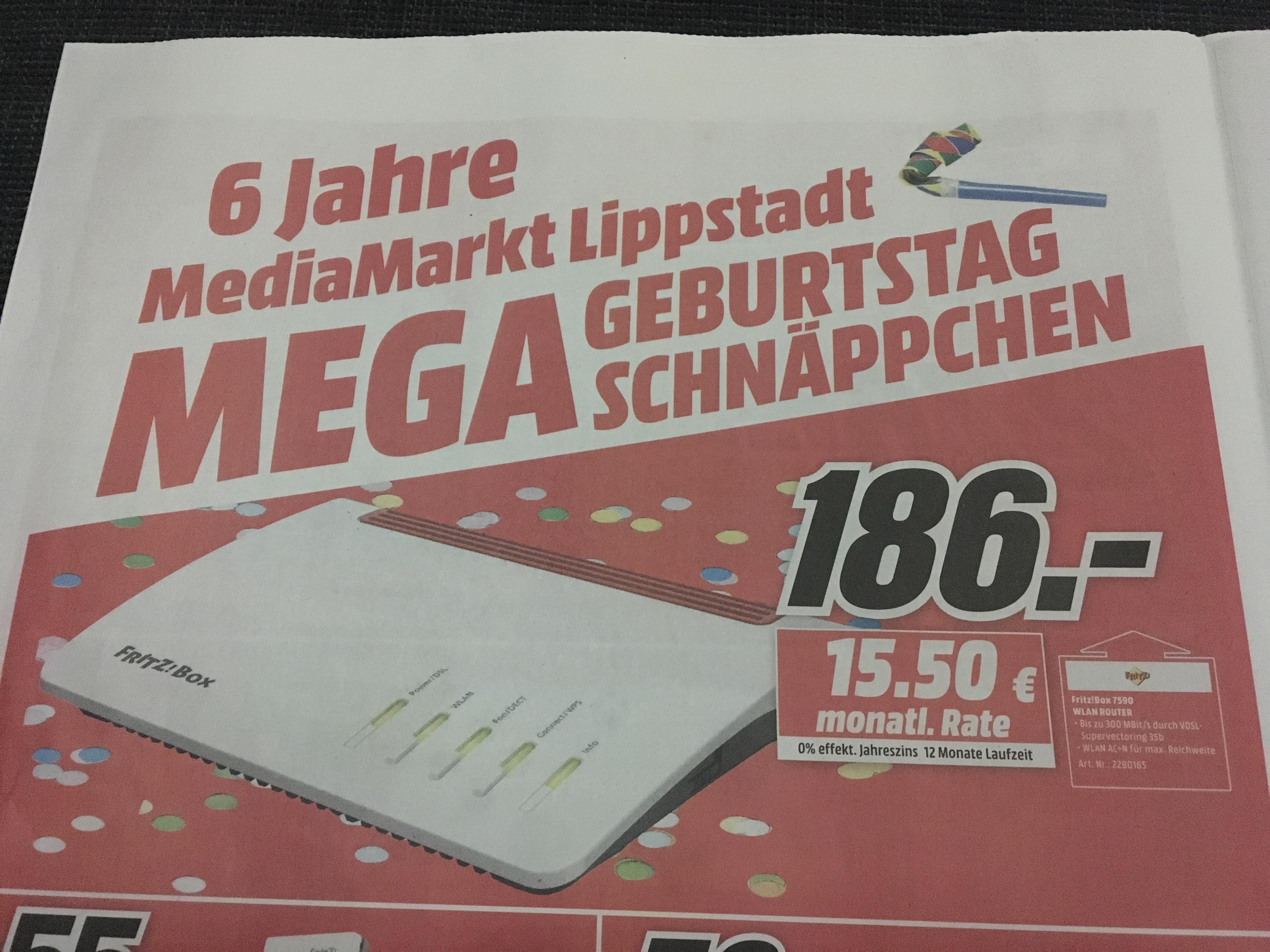 Lokal MM Lippstadt Fritz!Box 7590