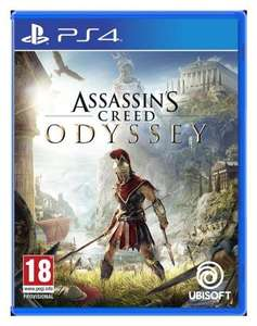 Assassin's Creed Odyssey Ps4 [gamesonly.at] 39.99 € + Versand