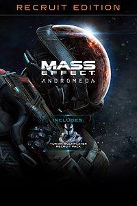 "Mass Effect: Andromeda - ""Standard Recruit Edition"" - seit heute Xbox One X Enhanced"