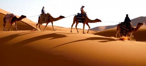 2 Wochen Marokko, inkl. HP im 4*-Hotel für nur 210 EUR