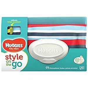 [Amazon Family] Huggies Feuchttücher Clutch gratis