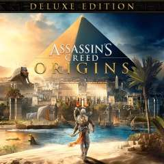 Assassin's Creed Origins - Deluxe Edition (PS4) für 34,99€ (PSN Store)