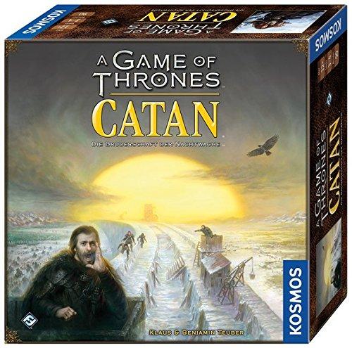 "[AMAZON] KOSMOS Catan 694081 - "" A Game of Thrones"" Strategiespiel / inkl. Versand"