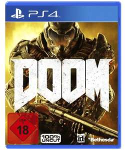 Doom + Deus Ex: Mankind Divided + Dishonored 2 + Battleborn (PS4) für 21,88€ (Gamesflat)