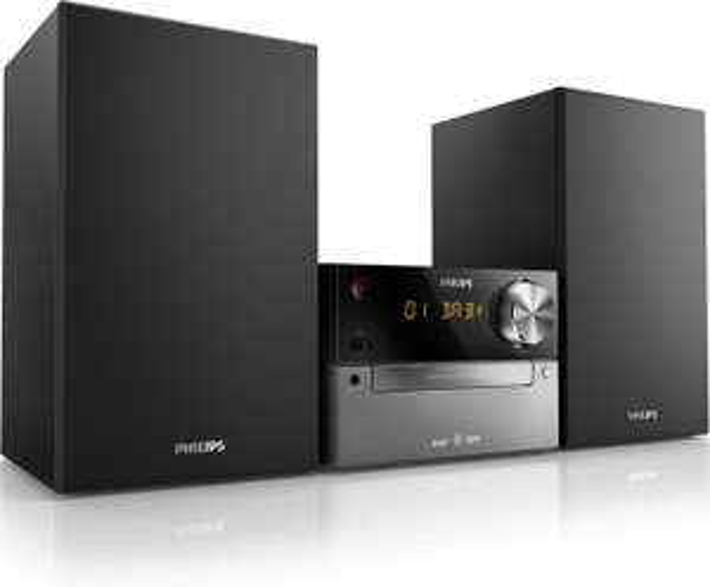 Audio & Kopfhörer Weekend: z.B. Mini-Anlage Philips BTB2315/12 (DAB+, FM, CD, USB, Bluetooth, AUX, 20W)