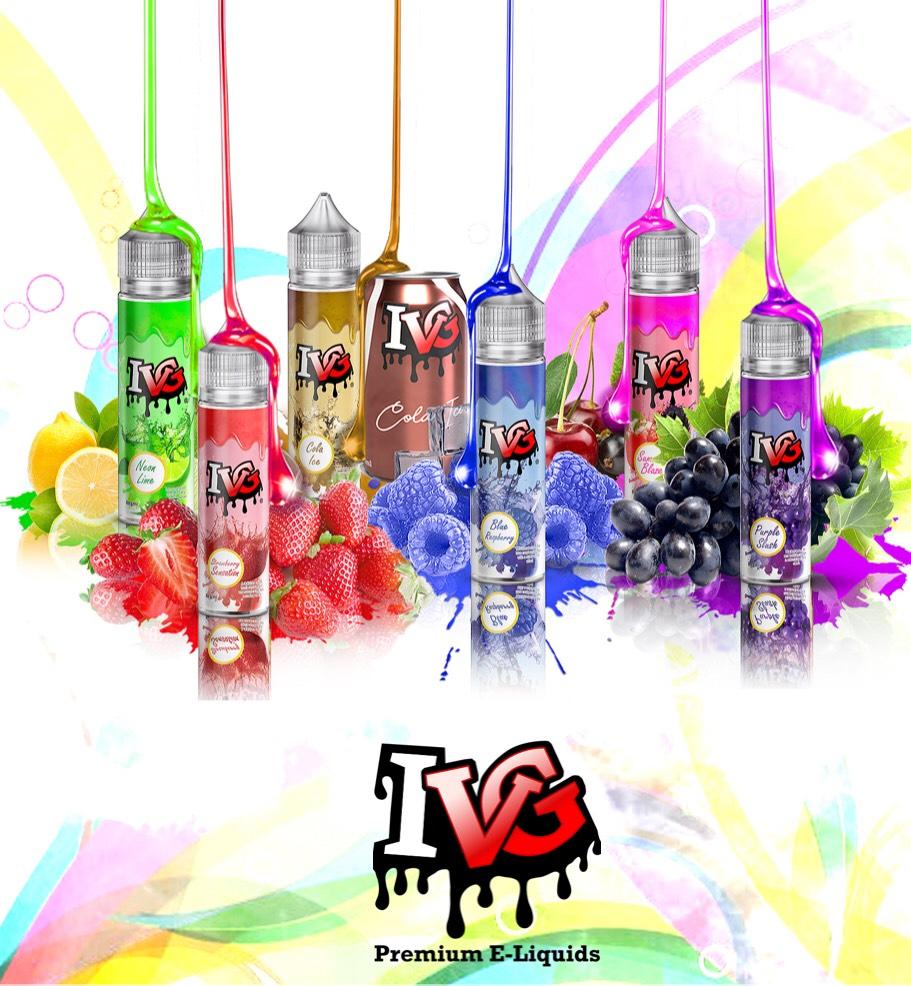 I VG Premium E-Liquids Shake&Vape (große Auswahl)