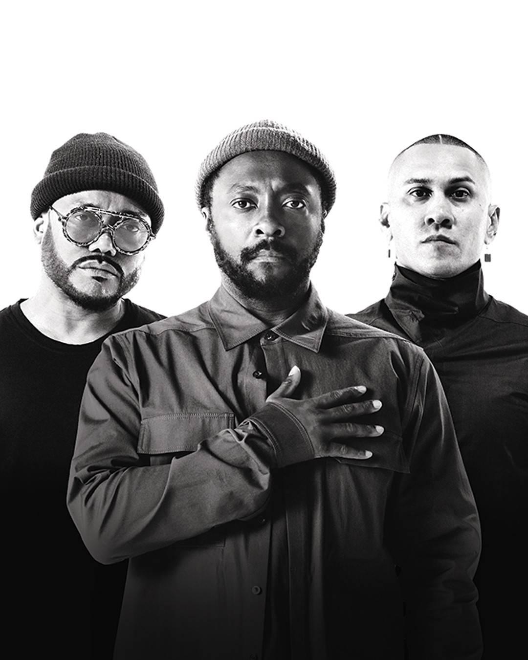 Telekom Street Gig - Black Eyed Peas